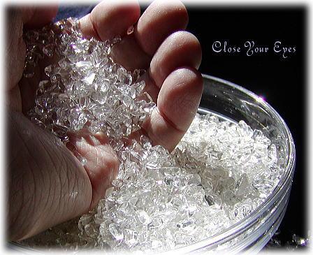 本水晶チップ イメージ画像1