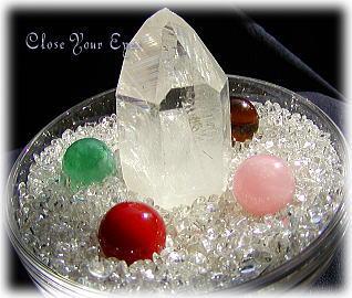 水晶チップ 使用法