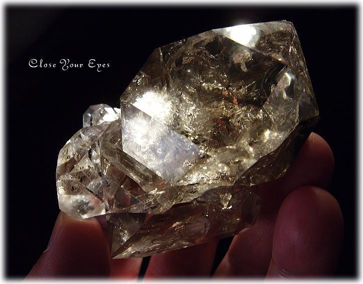 レアな石達 BIGハーキマーダイヤモンド 画像2