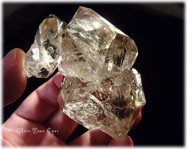 レアな石達 BIGハーキマーダイヤモンド 画像4