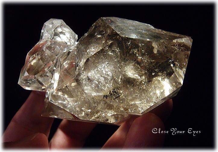 レアな石達 BIGハーキマーダイヤモンド 画像5