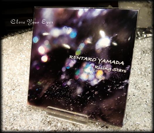 ボディレゾナンス瞑想CD Rentaro Yamada 「Rising Stars」
